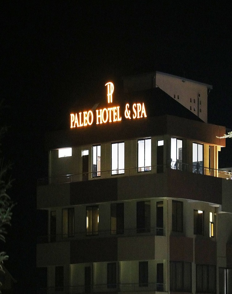Hotel Electrical installation – Paleo hotel& spa